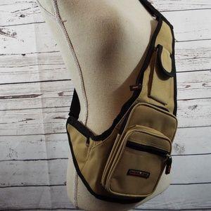 Beautiful Sport Messenger Sling Chest Travel Bag